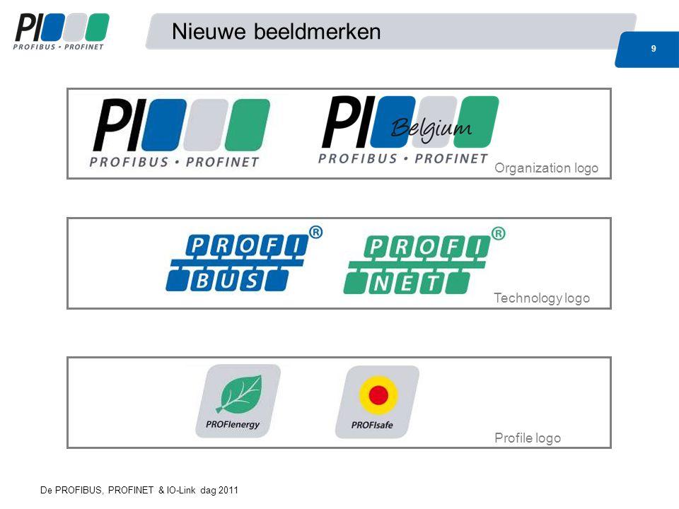 PI online 20 www.profibus.be De PROFIBUS, PROFINET & IO-Link dag 2011