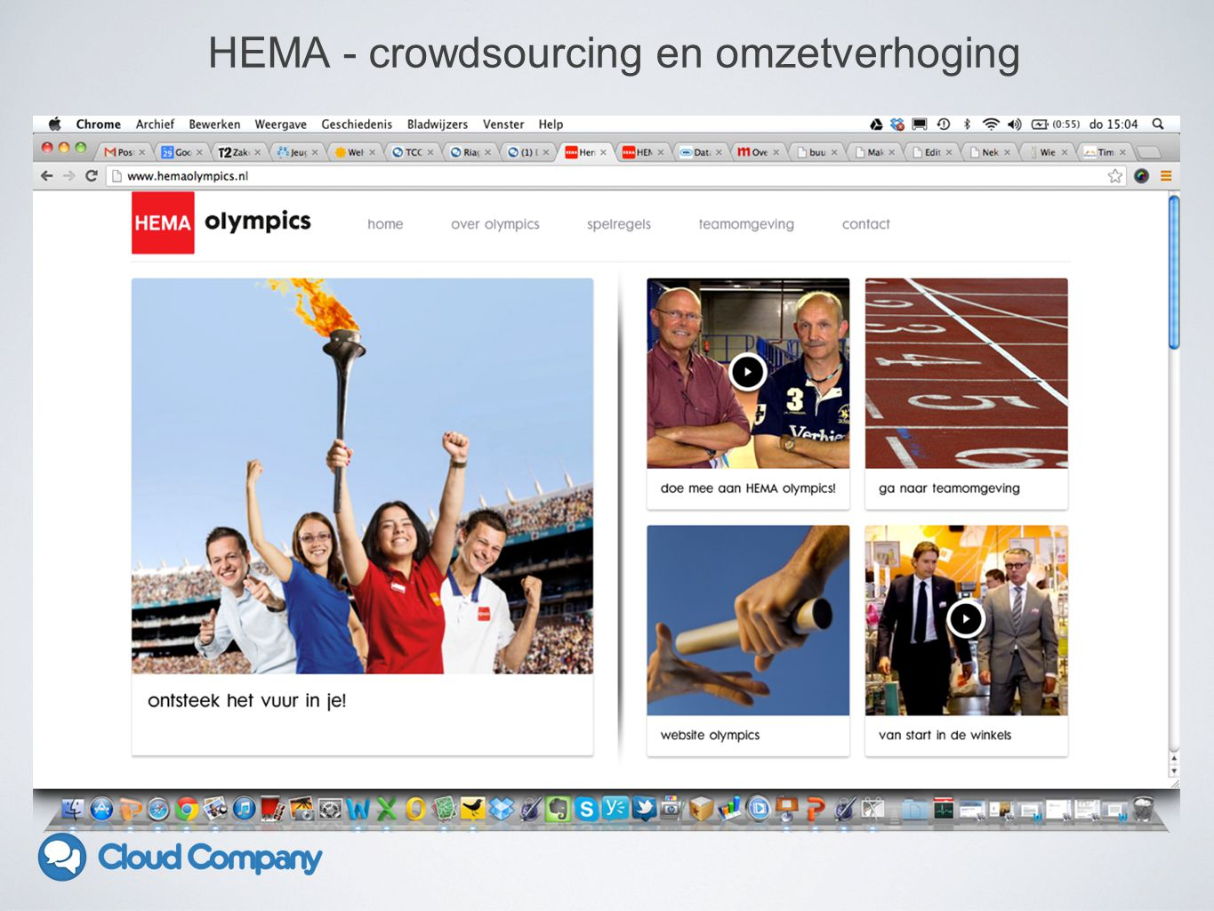 HEMA - crowdsourcing en omzetverhoging
