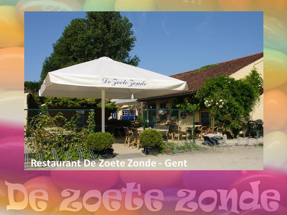 Restaurant De Zoete Zonde - Gent