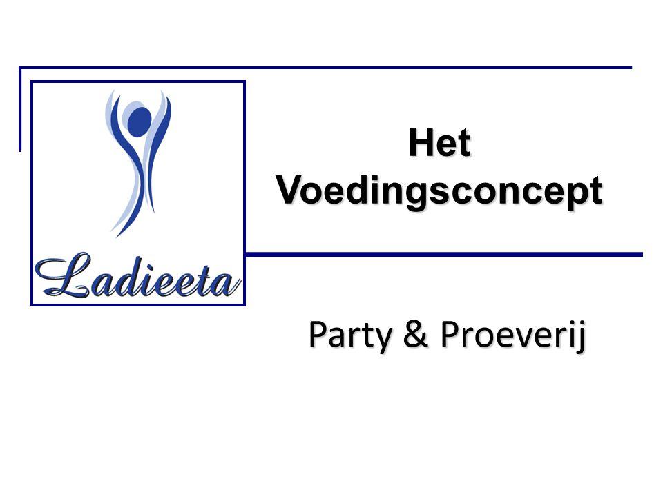 Het Voedingsconcept Party & Proeverij