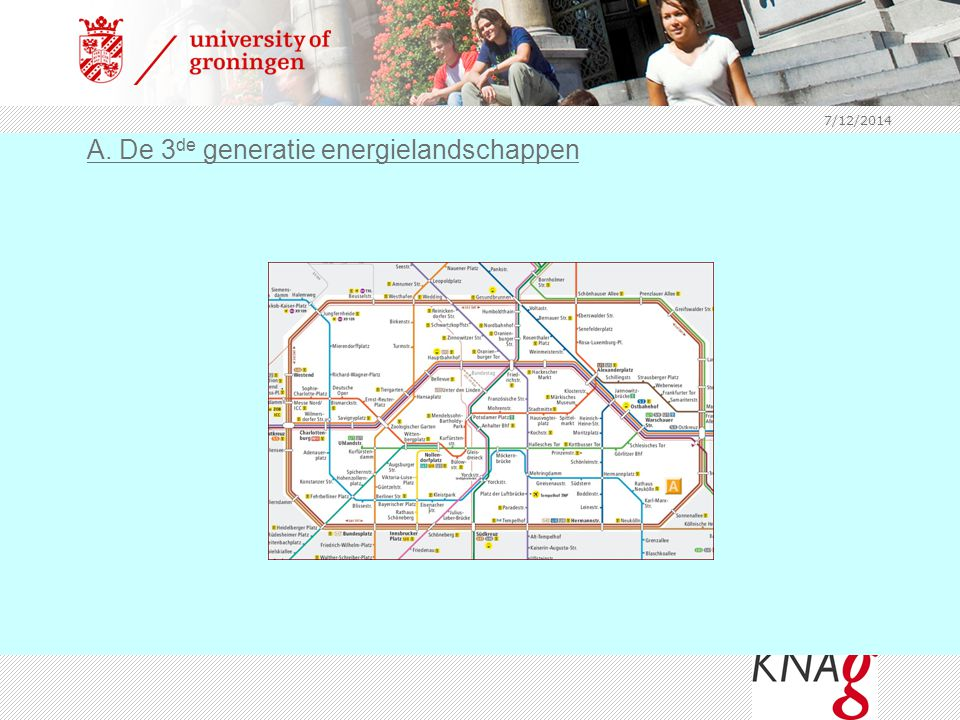 7/12/2014 Synergie tussen regionale planning and exergy