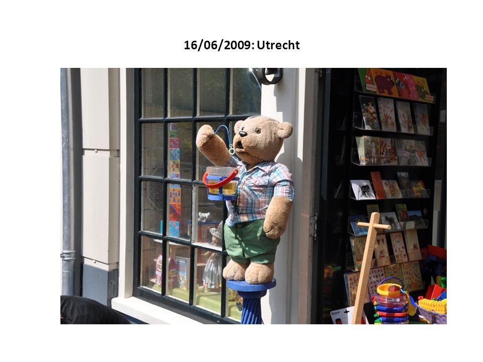 16/06/2009: Utrecht