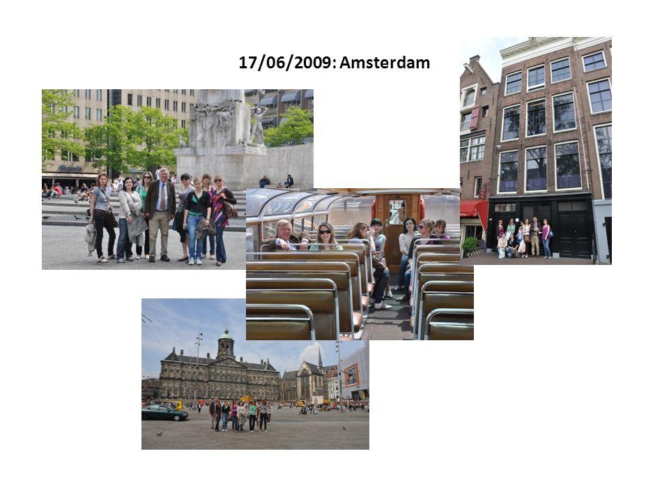17/06/2009: Amsterdam