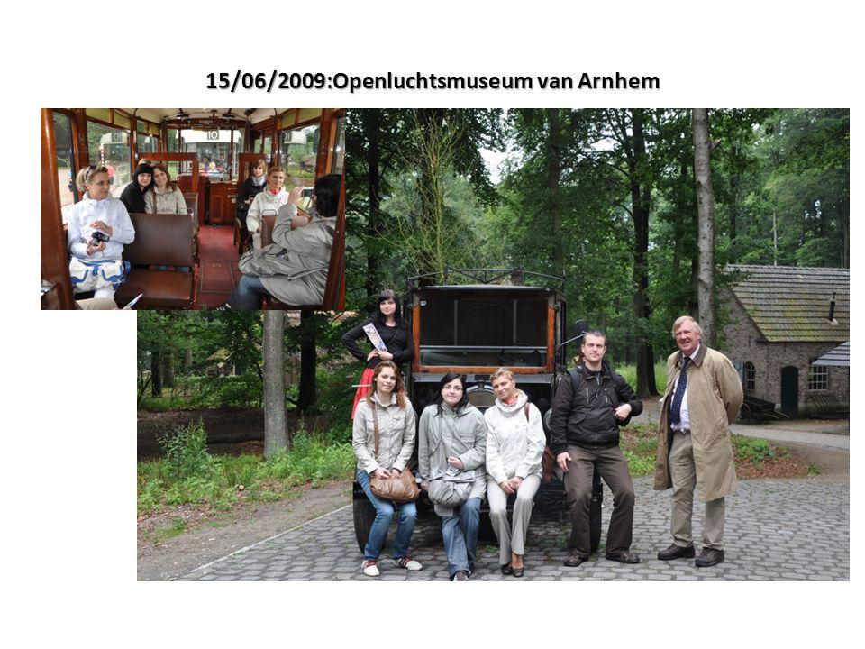 15/06/2009:Openluchtsmuseum van Arnhem