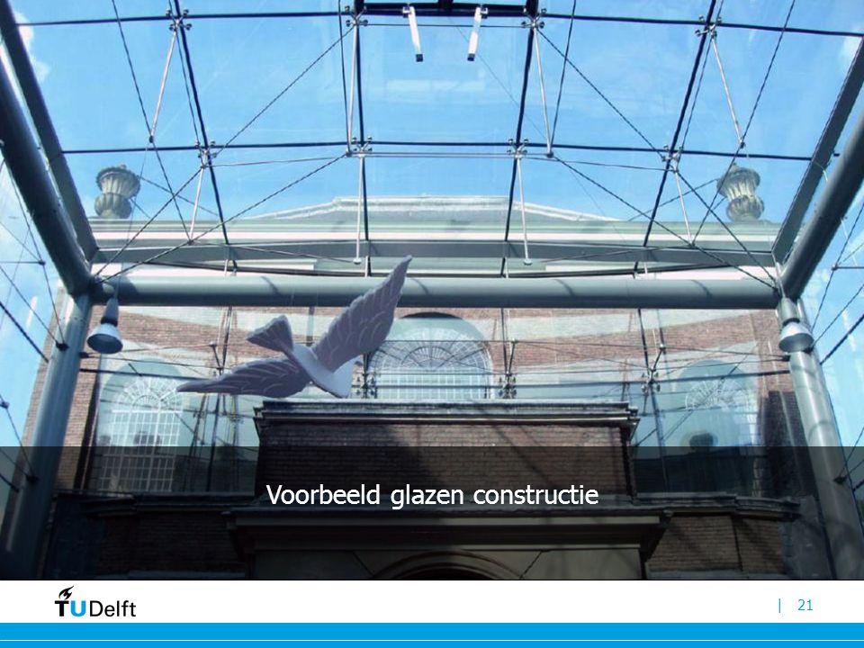 |21 Voorbeeld glazen constructie