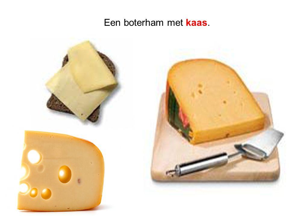 de boter Een pakje boter de boter