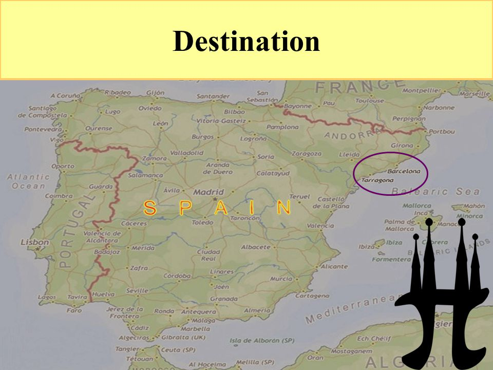 2 Destination