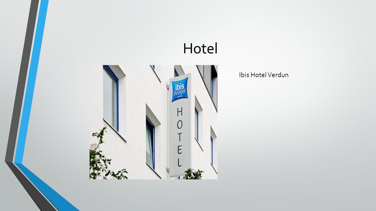 Hotel Ibis Hotel Verdun