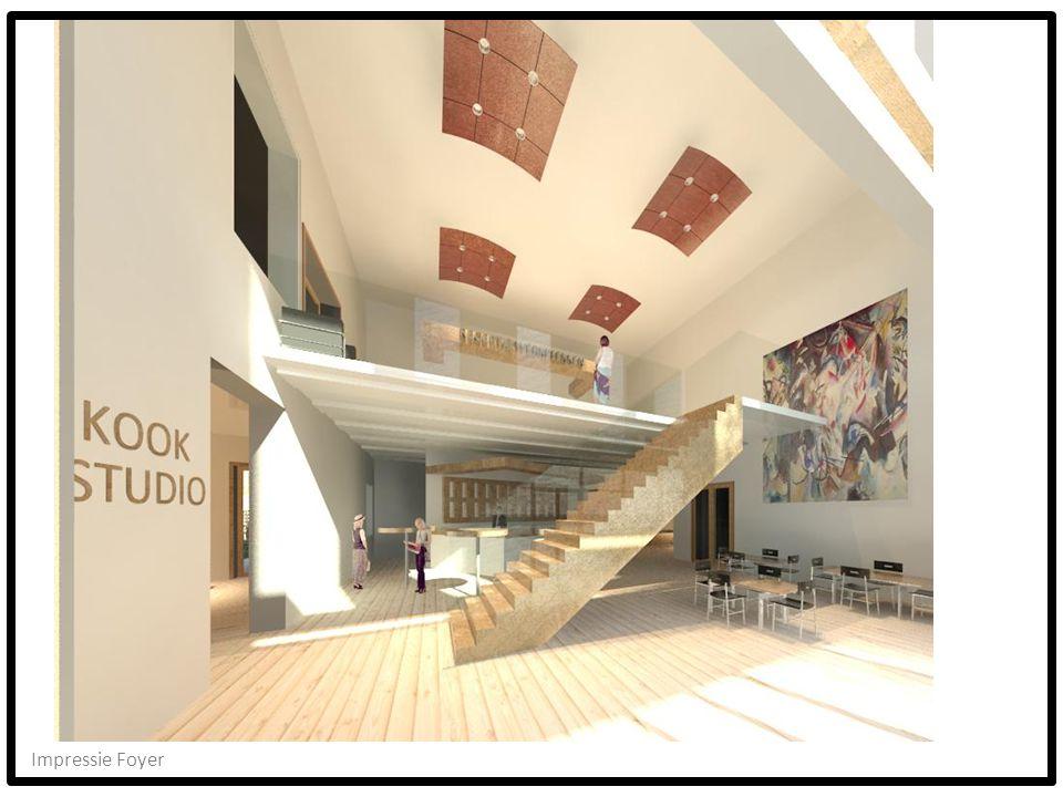 Impressie Foyer