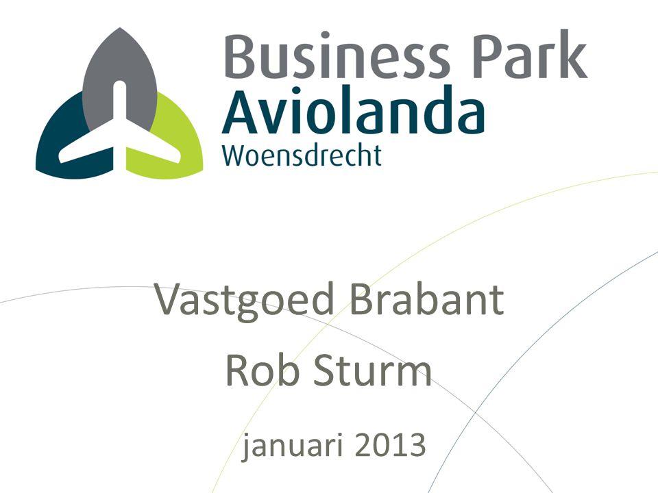 Vastgoed Brabant Rob Sturm januari 2013
