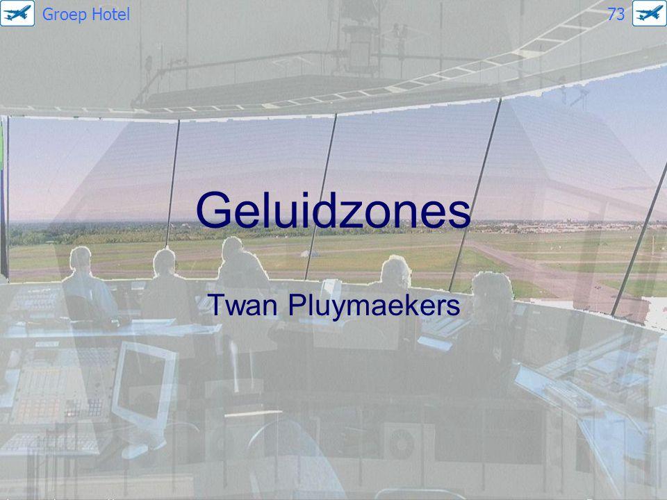 Geluidzones Twan Pluymaekers Groep Hotel 73