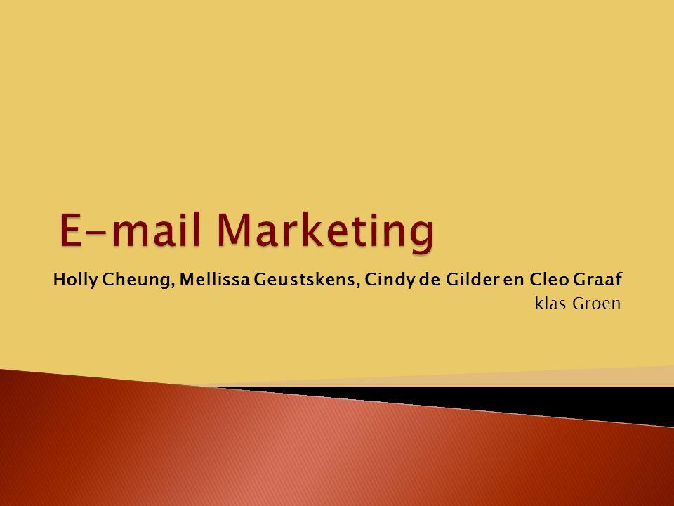 Wat is E-mail Marketing.