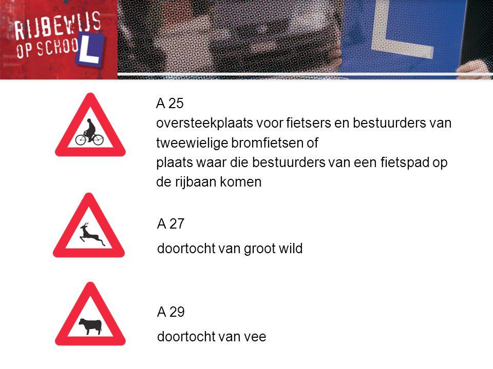 B 15 voorrangskruispunt met aansluiting links B 15 voorrangskruispunt duidt het tracé aan waar de bestuurders aan het volgende kruispunt voorrang hebben
