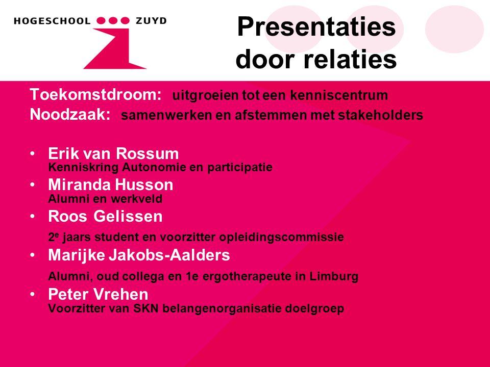 Terugblik via woord en beeld In Thema Van weefgetouw tot wijkgericht Digitale storytelling (13 min) Hans Bremmers Pieter Wouda