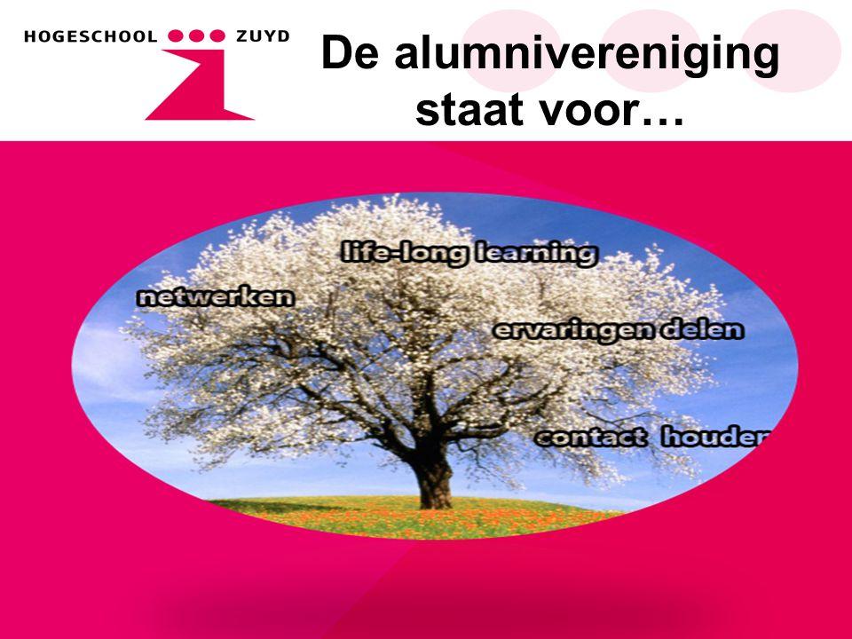 Alumnivereniging NL stelt zich voor