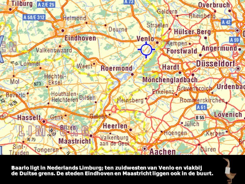 Genoeg over het hotel. Tijd voor een bezoek aan Maastricht.