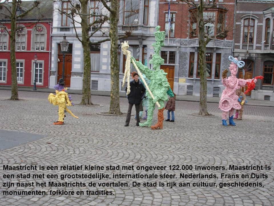 Carnaval in Maastricht en de zotste staat van voor.