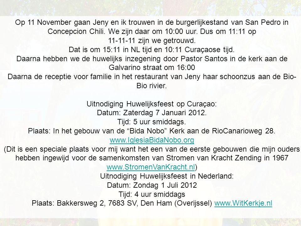 In deze feestelijke brief kan ik het toch niet nalaten het droevige bericht te plaatsen van onze goede familie vriend en collega zendeling Wout van den Bor.