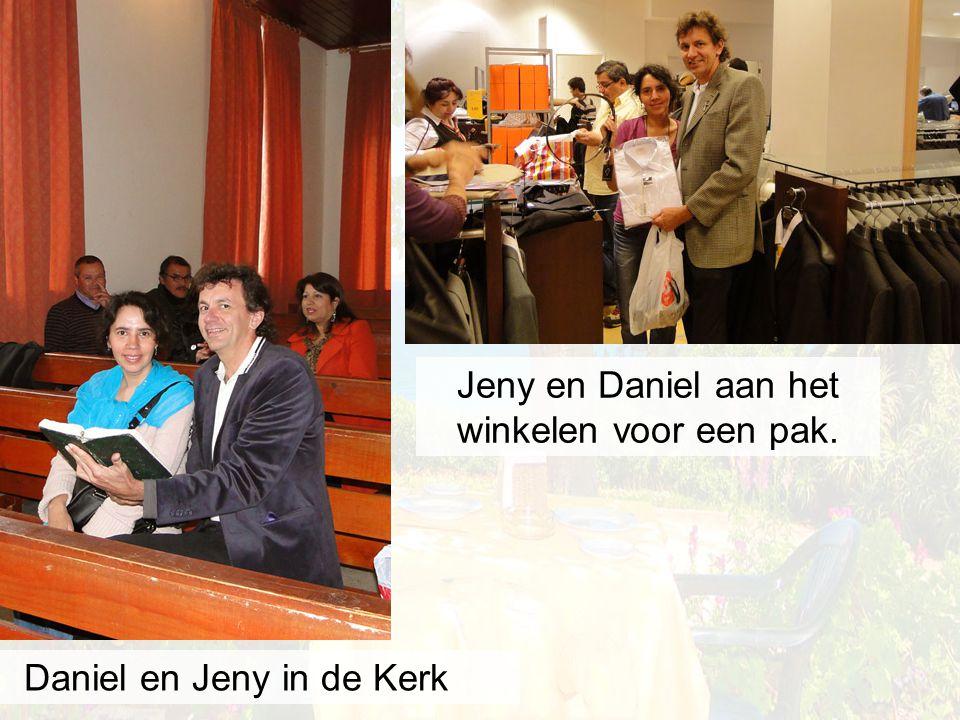 Op 11 November gaan Jeny en ik trouwen in de burgerlijkestand van San Pedro in Concepcion Chili.
