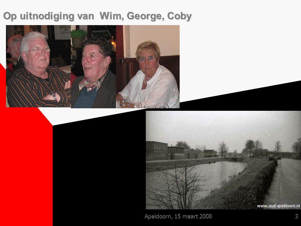 Apeldoorn, 15 maart 200814 Jawel… Coby is ook dol op een lekkere verse haring!!