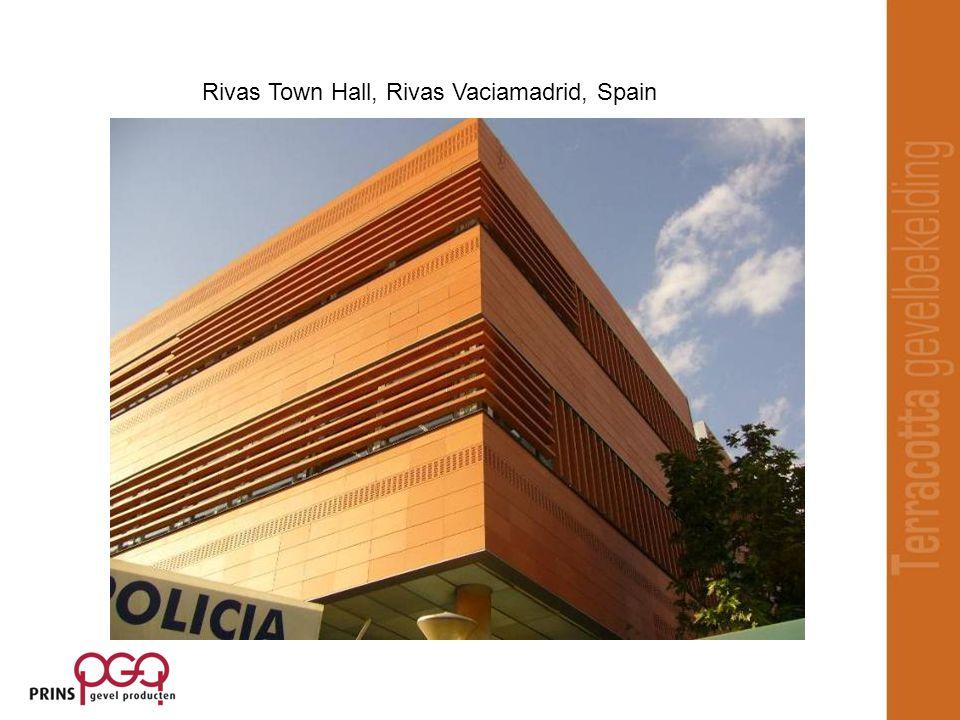 Rivas Town Hall, Rivas Vaciamadrid, Spain