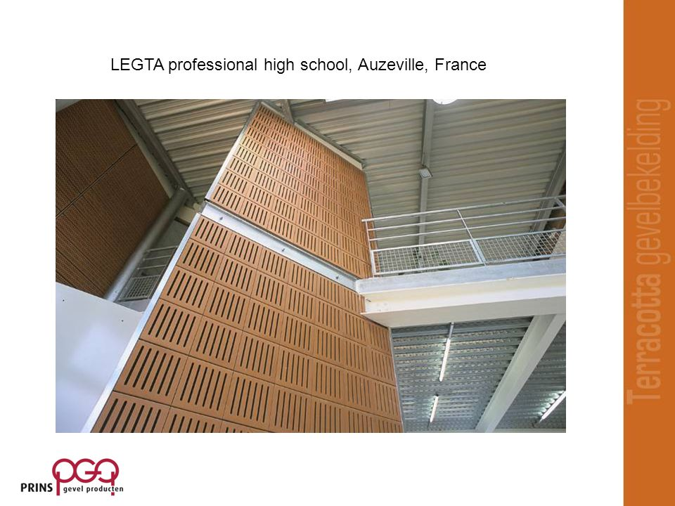 LEGTA professional high school, Auzeville, France
