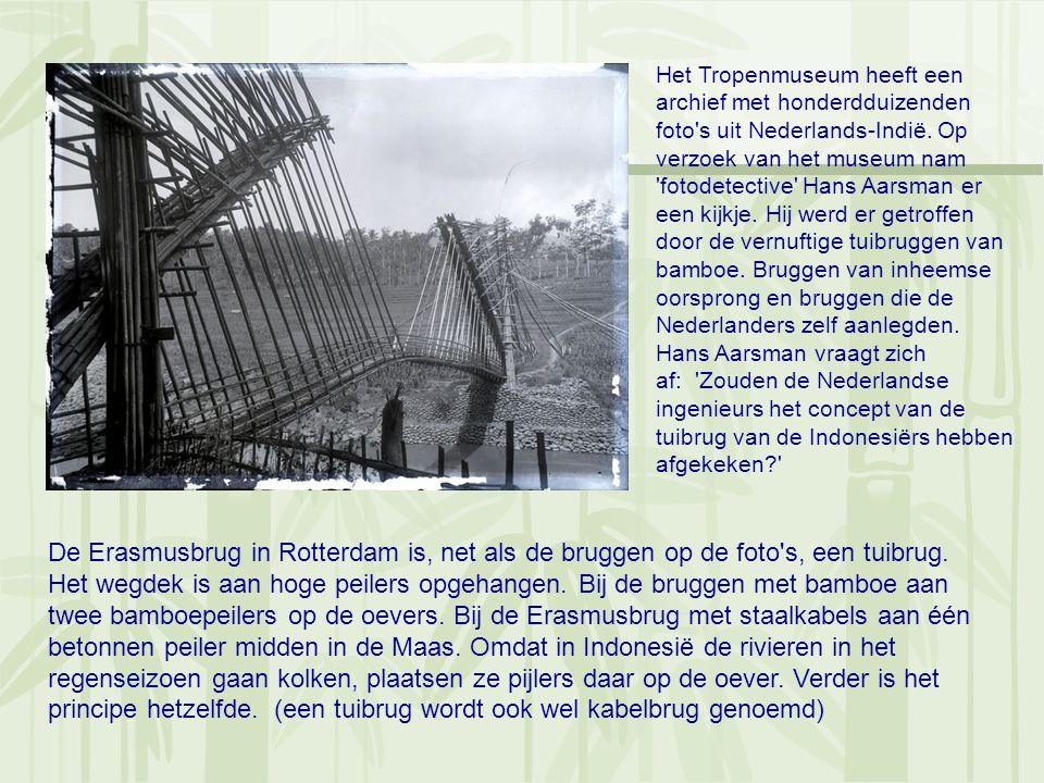 Het Tropenmuseum heeft een archief met honderdduizenden foto's uit Nederlands-Indië. Op verzoek van het museum nam 'fotodetective' Hans Aarsman er een