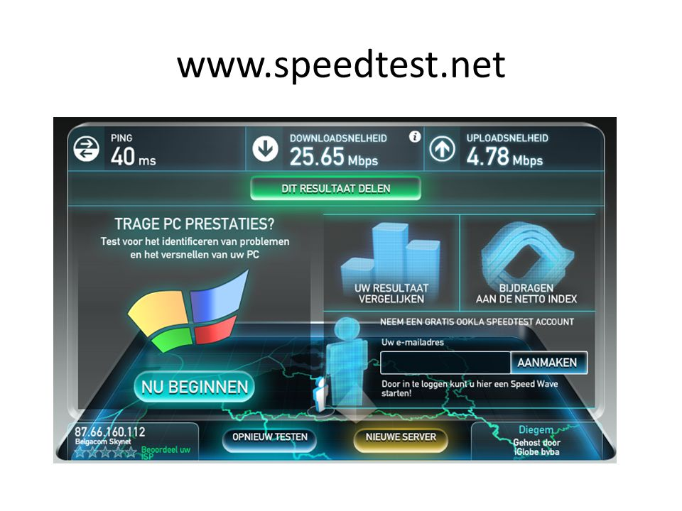 www.speedtest.net