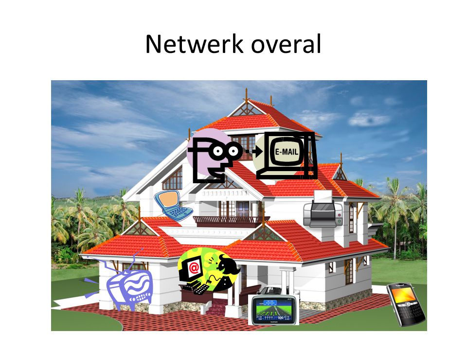 Netwerk overal