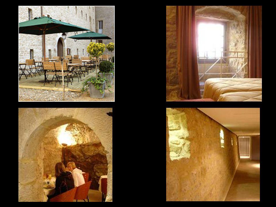 Hotel Château Fort de Sedan – spiegeltje spiegeltje aan de wand