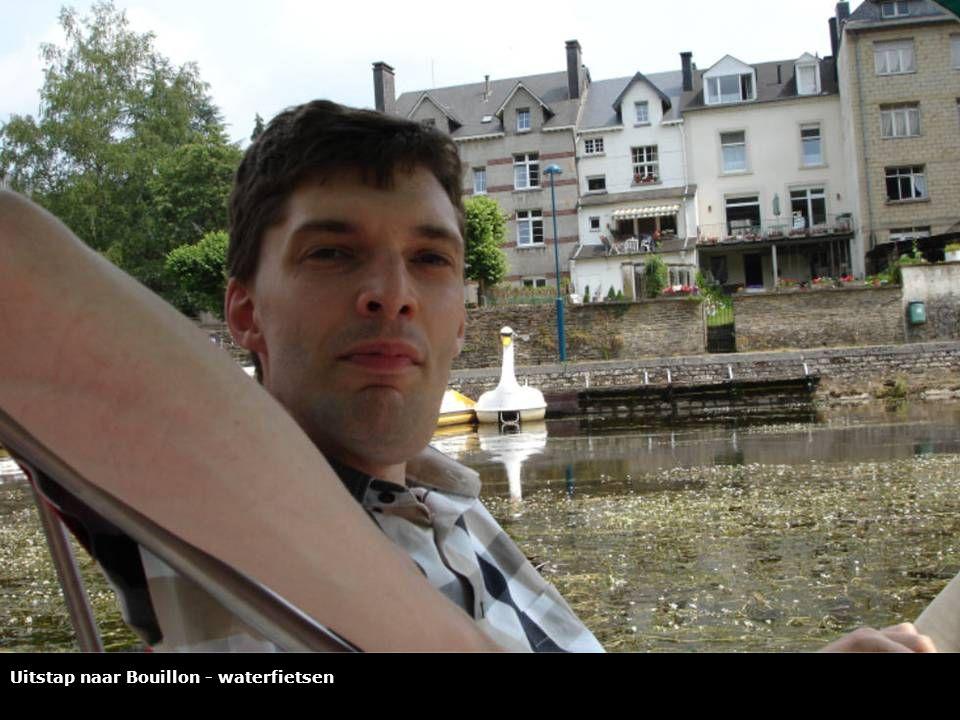 Uitstap naar Bouillon