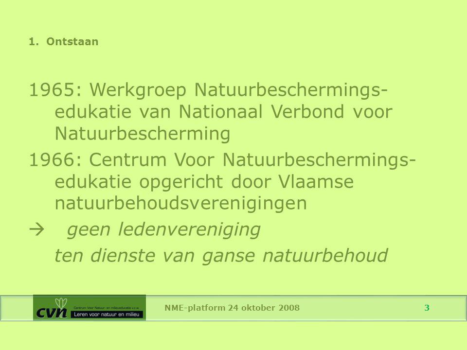Erkend bosnatuurgids Opdrachtgever: ANB Opdrachtgever: ANB Partner: Inverde Natuurbehoud >< bosbouw.