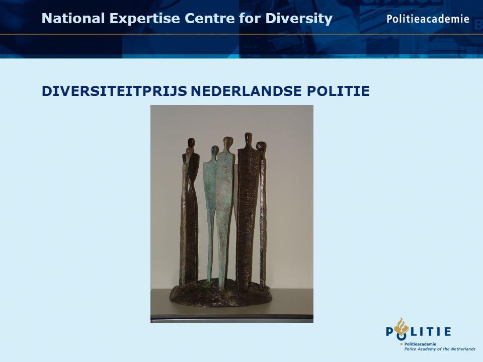 DIVERSITEITPRIJS NEDERLANDSE POLITIE