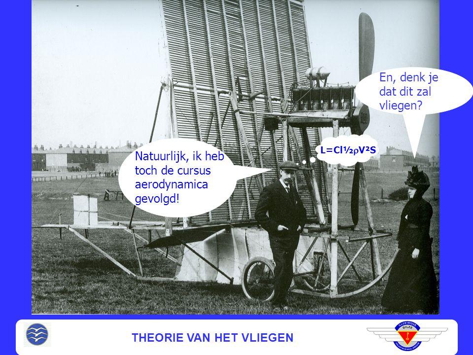 THEORIE VAN HET VLIEGEN