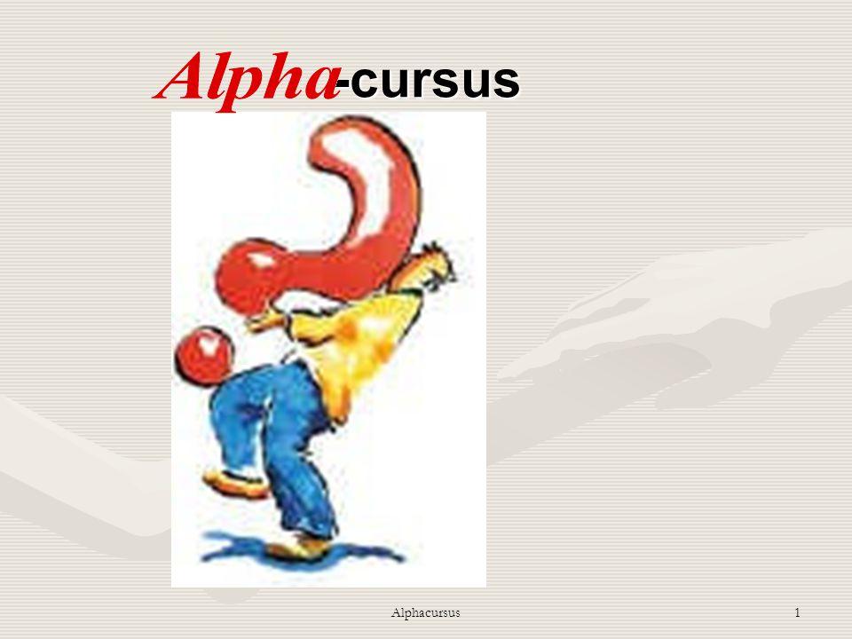 Alphacursus1 -cursus