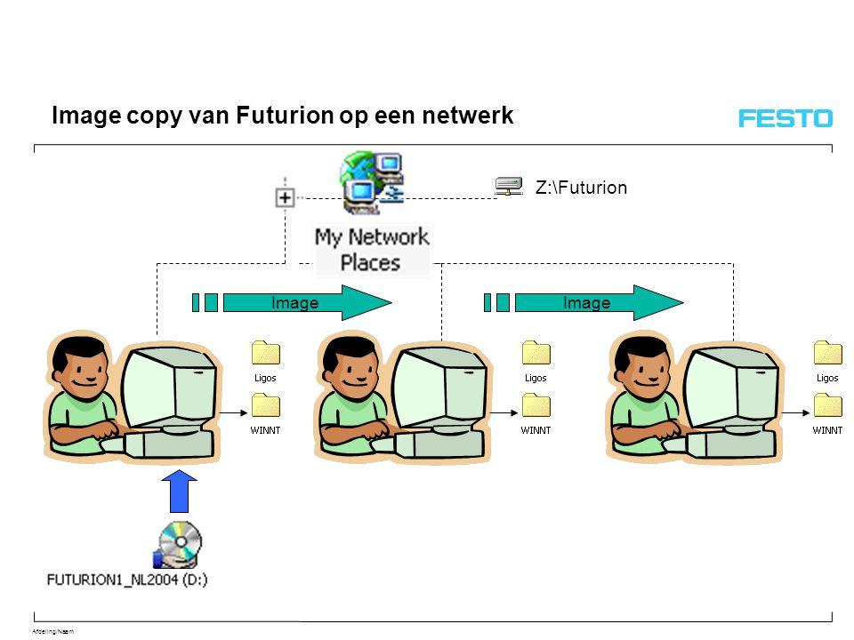 Afdeling/Naam Wat kan er fout gaan (1) Als je op het 1e werkstation futurion start gaat het goed, maar als je op een 2e werkstation tevens Futurion wilt starten krijg je de volgende foutmelding.