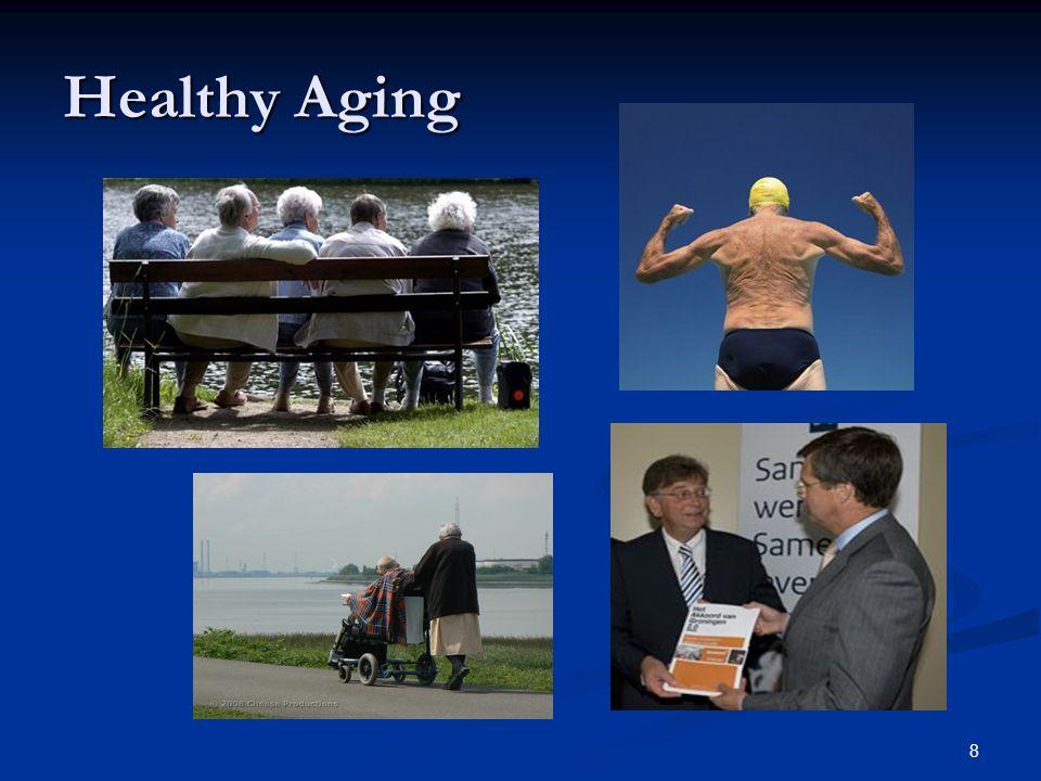 8 Healthy Aging