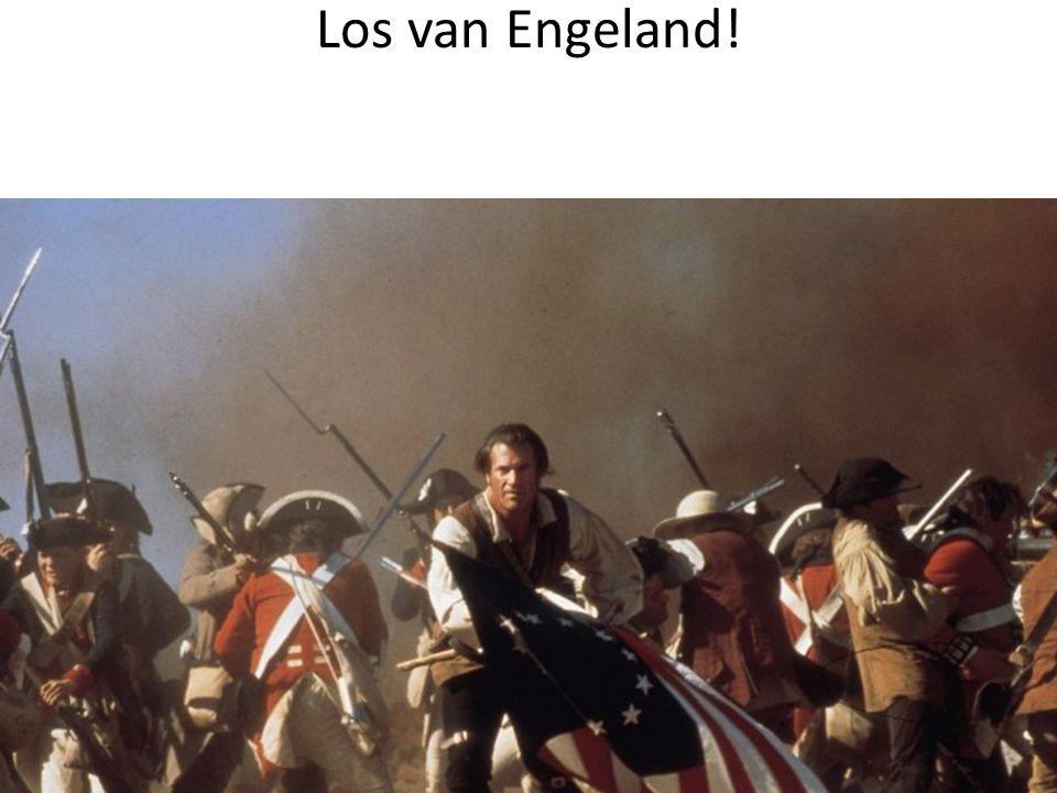 Los van Engeland!