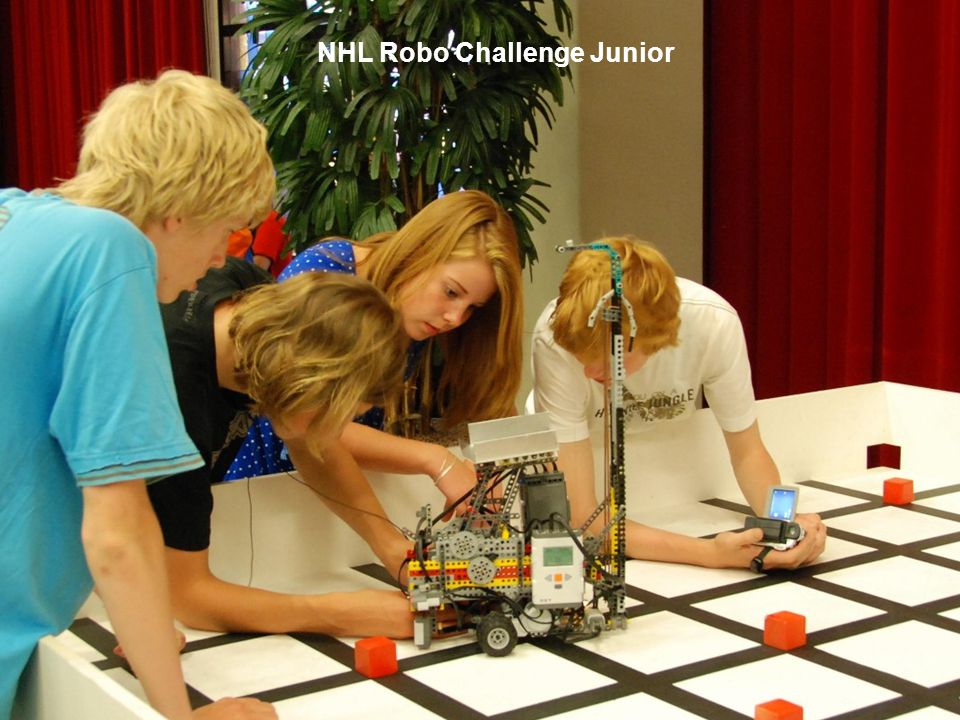 NHL Robo Challenge Junior