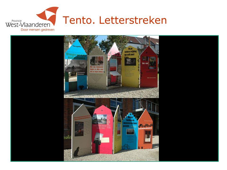 Tento. Letterstreken 12/7/147