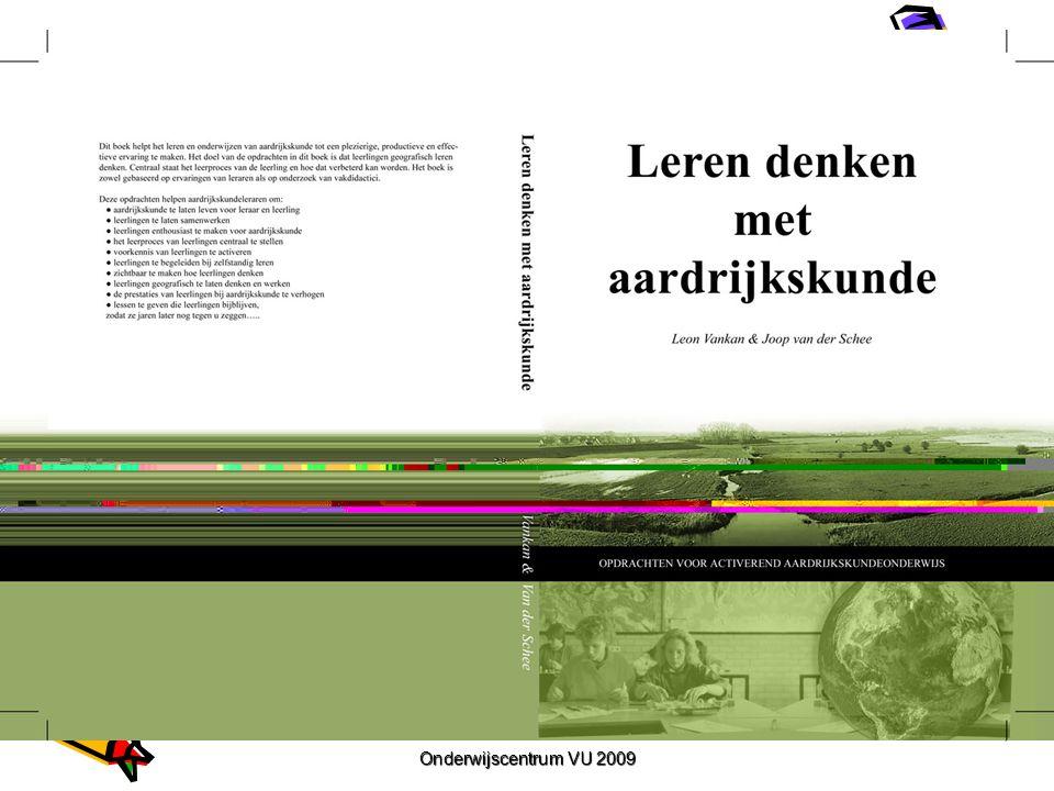 Onderwijscentrum VU 2010 Het belang van motivatie, vakkennis en vaardigheden weten kunnen willen docent