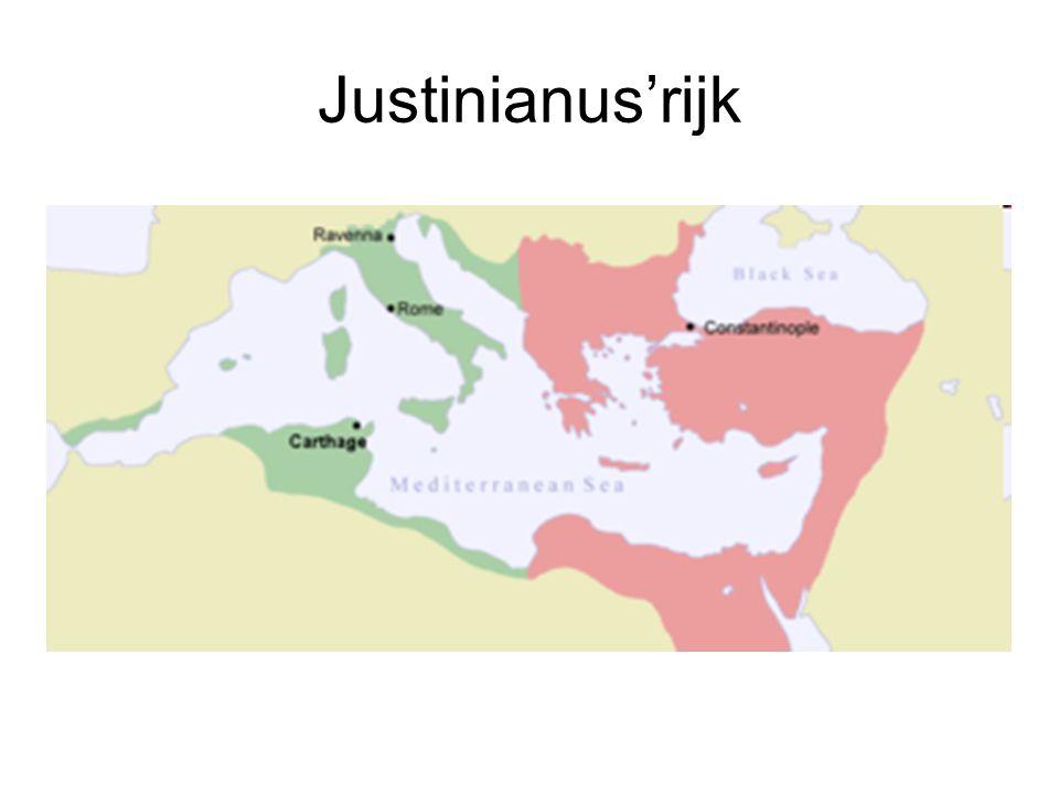 Justinianus'rijk