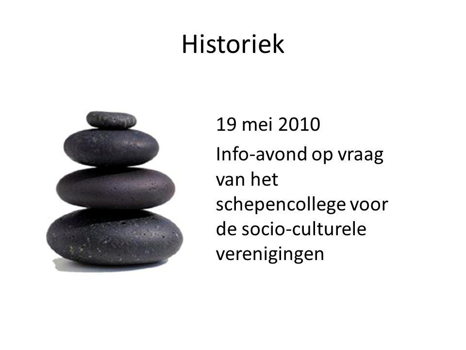 Voorstel subsidiereglement cultuur