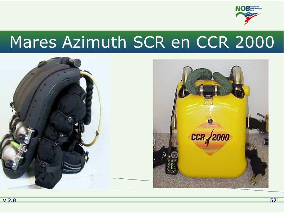 v 2.852 Mares Azimuth SCR en CCR 2000
