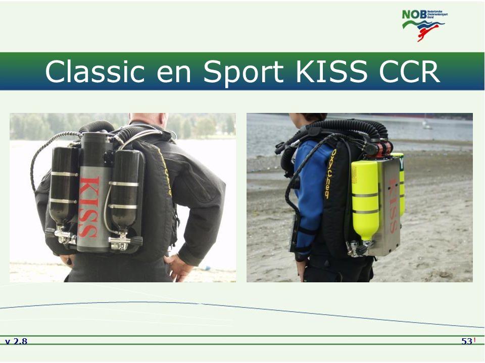v 2.853 Classic en Sport KISS CCR