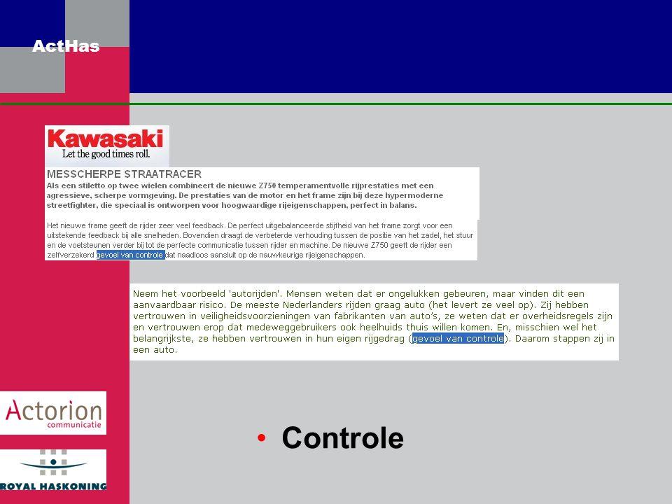 ActHas Controle