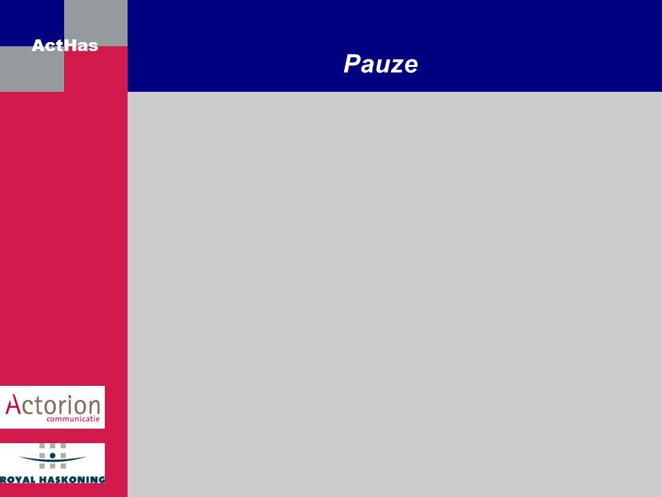 ActHas Pauze