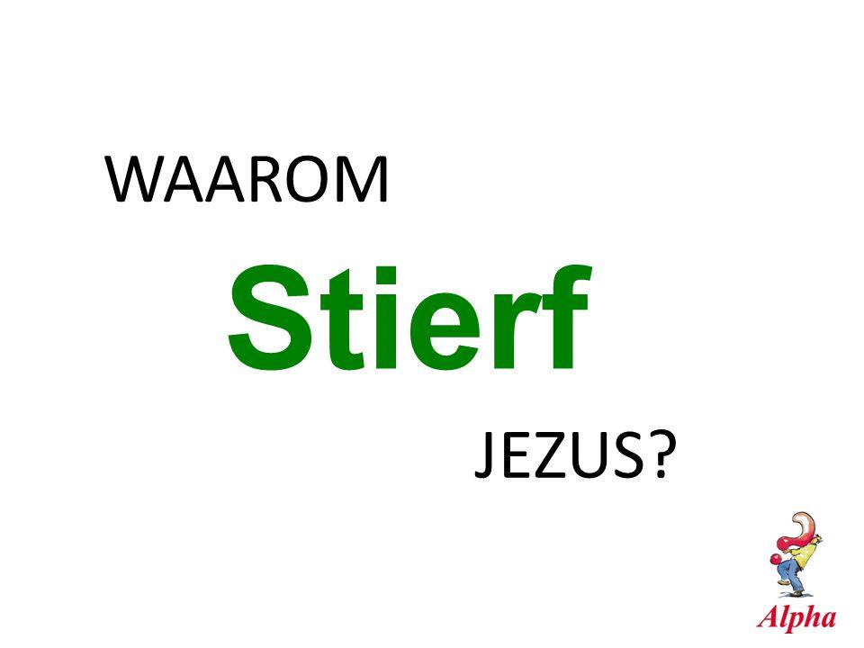 Vanavond: Vooraf: Het Oude Testament; doel 1) Het probleem van de zonde 2) De oplossing 3) Het resultaat