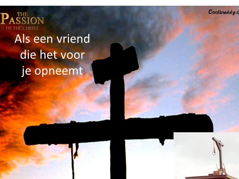 De oplossing Want God nam Christus, die geen zonde had gedaan en belastte Hem met onze zonden.