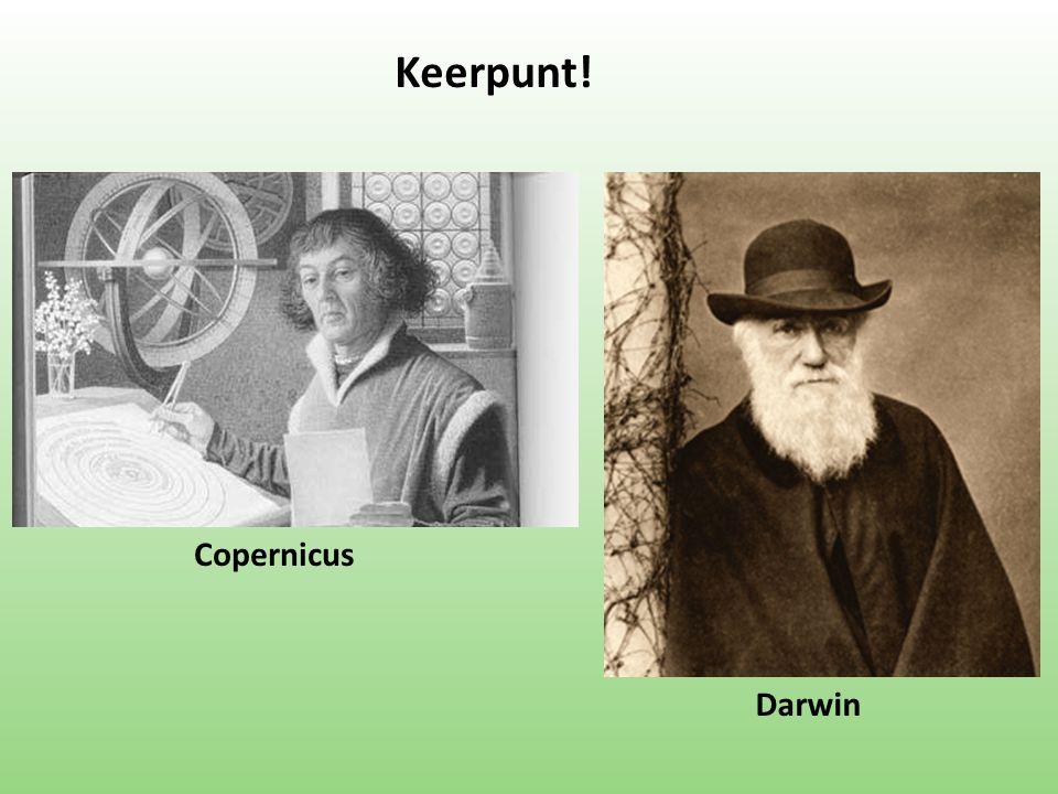 Keerpunt! Darwin Copernicus